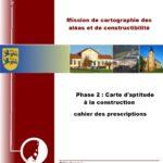 Cahier des prescriptions 2014